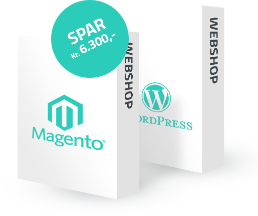ecommerce magento wordpress